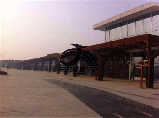 安徽省耐候板: 市场价格拉涨幅度大厂家心态支撑强